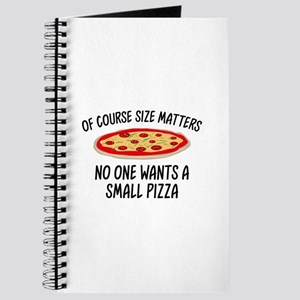 Of Course Size Matters Journal