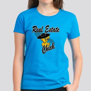 Real Estate Chick #4 Women's Dark T-Shirt