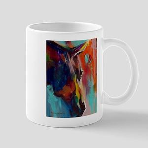 Graffiti This, Horse Abstract Pop Art Paintin Mugs