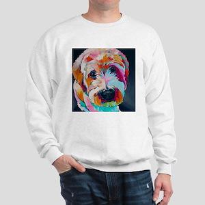 Wheaten Terrier Kirby Jane Sweatshirt