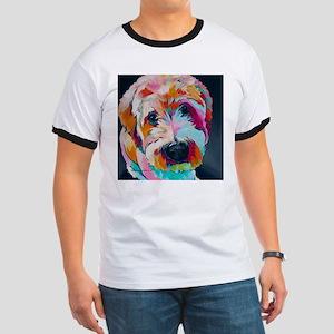 Wheaten Terrier Kirby Jane T-Shirt
