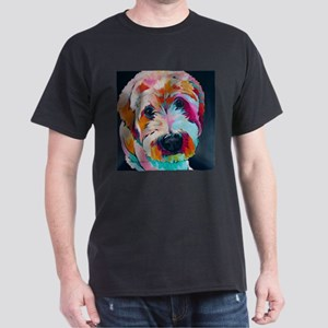 Wheaten Terrier Kirby Jane T-Shirt