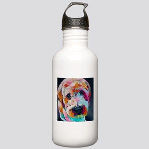 Wheaten Terrier Kirby Stainless Water Bottle 1.0L