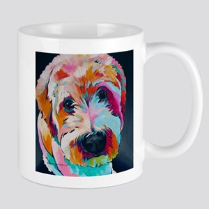 Wheaten Terrier Kirby Jane Mugs
