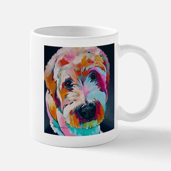 Wheaten Terrier Kirby Jane Mugs
