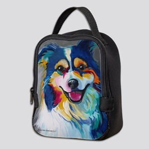 Maggie the Border Collie, Aussi Neoprene Lunch Bag