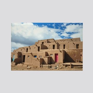 Taos Pueblo Magnets