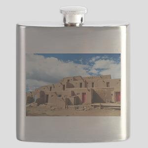 Taos Pueblo Flask