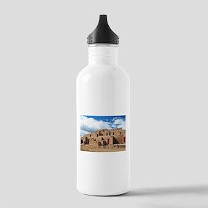 Taos Pueblo Water Bottle