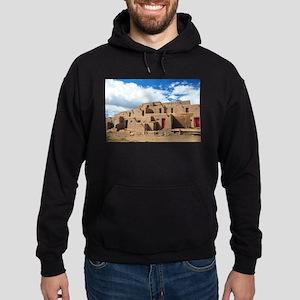 Taos Pueblo Hoodie