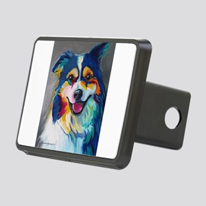 Maggie the Border Collie, Rectangular Hitch Cover