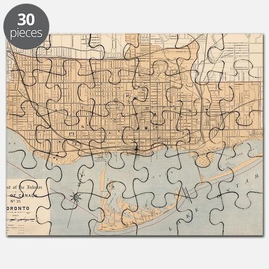 Funny Toronto Puzzle