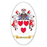 Madsen Sticker (Oval)