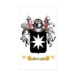 Madrigal Sticker (Rectangle 50 pk)