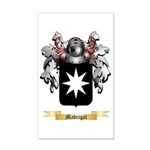Madrigal 35x21 Wall Decal