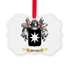 Madrigal Picture Ornament
