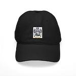 Madigan Black Cap