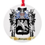 Madigan Round Ornament
