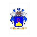 Madei Sticker (Rectangle 50 pk)