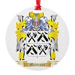 Maddison Round Ornament