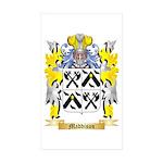 Maddison Sticker (Rectangle 50 pk)