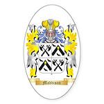 Maddison Sticker (Oval)