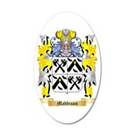 Maddison 35x21 Oval Wall Decal