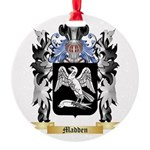Madden Round Ornament