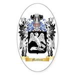 Madden Sticker (Oval)