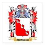 MacWilliam Square Car Magnet 3