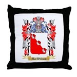 MacWilliam Throw Pillow