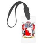 MacWilliam Large Luggage Tag