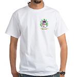MacWiggin White T-Shirt