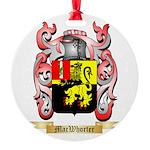 MacWhorter Round Ornament