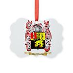 MacWhorter Picture Ornament