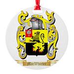 MacWhirter Round Ornament