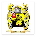 MacWhirter Square Car Magnet 3