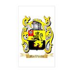MacWhirter Sticker (Rectangle)