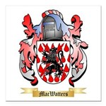 MacWatters Square Car Magnet 3