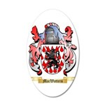 MacWatters 35x21 Oval Wall Decal