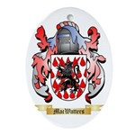 MacWatters Oval Ornament