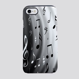 Music Notes iPhone 8/7 Tough Case