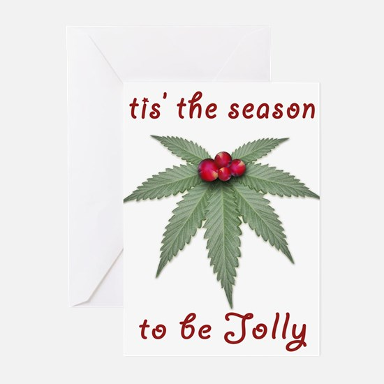 Cool Smoke Greeting Cards (Pk of 10)