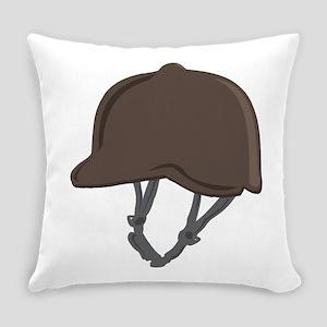 Jockey Helmet Everyday Pillow