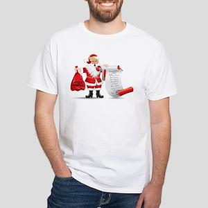 Funny SANTA TRUMP T-Shirt