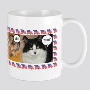 Animal Politics Humor Mugs