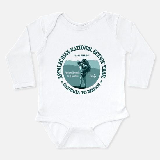 Unique Scenic Long Sleeve Infant Bodysuit