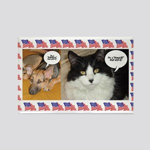 Animal Politics Humor Magnets