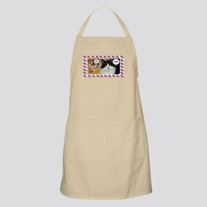 Animal Politics Humor Apron