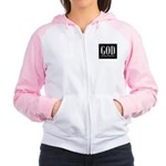GOD offers Deliverance Women's Raglan Hoodie
